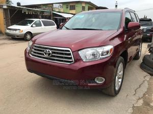 Toyota Highlander 2010 Limited Red | Cars for sale in Lagos State, Isolo