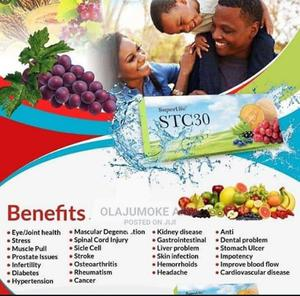 STC 30 Diabetes, High BP, Arthritis, Cancer Cure | Vitamins & Supplements for sale in Lagos State, Victoria Island