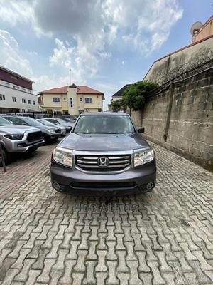 Honda Pilot 2013 Gray | Cars for sale in Lagos State, Magodo