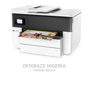 HP Officejet Pro 7740 Wireless Color Printer | Printers & Scanners for sale in Lagos State, Lagos Island (Eko)