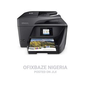 HP Officejet Pro 6968 All-In-One Wireless Printer | Printers & Scanners for sale in Lagos State, Lagos Island (Eko)