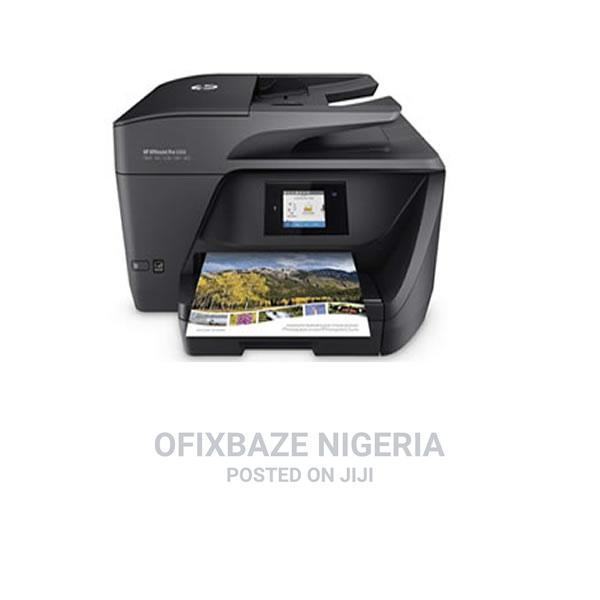 HP Officejet Pro 6968 All-In-One Wireless Printer