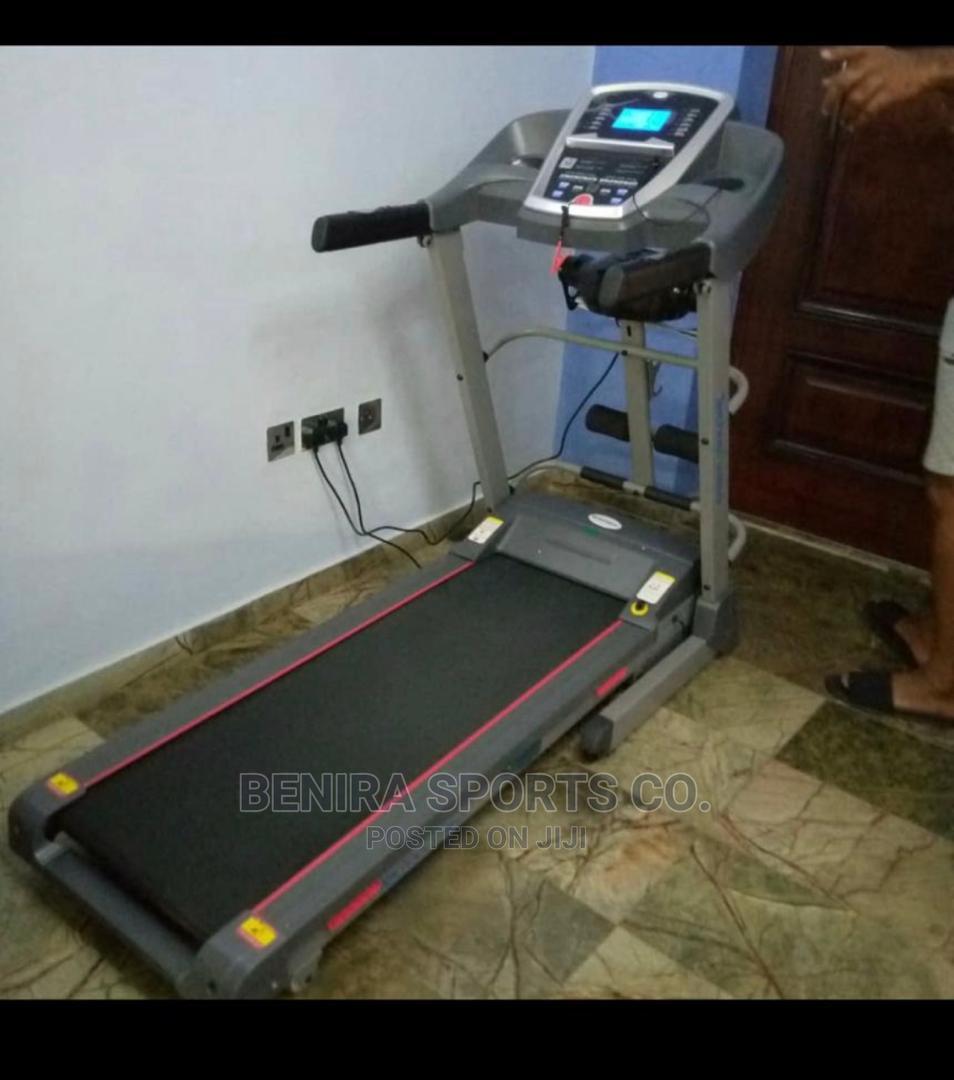 Treadmill(2.5 HP)