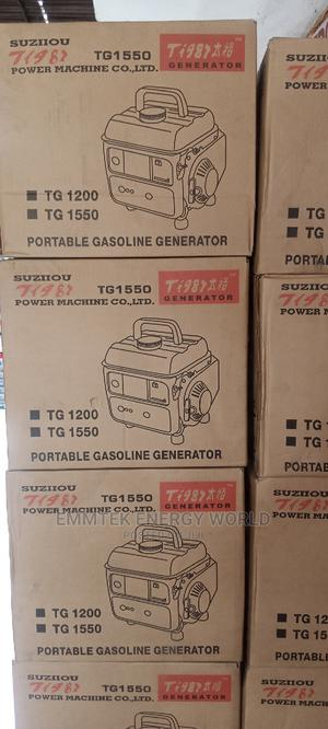 Model 1550 TIGER Generator (Original)   Accessories & Supplies for Electronics for sale in Anambra State, Onitsha