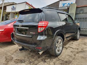 Toyota RAV4 2012 Black | Cars for sale in Lagos State, Ikeja