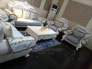 Quality Executive Royal Palour Chair With the Center Table | Furniture for sale in Abuja (FCT) State, Gwarinpa
