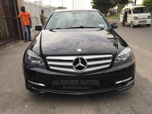 Mercedes-Benz C300 2011 Black   Cars for sale in Lagos State, Surulere