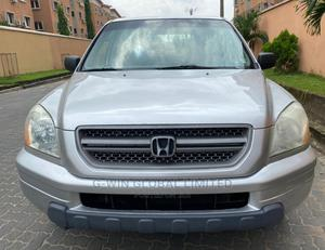 Honda Pilot 2005 Silver | Cars for sale in Lagos State, Ikeja
