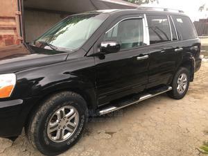 Honda Pilot 2004 Black | Cars for sale in Lagos State, Ajah