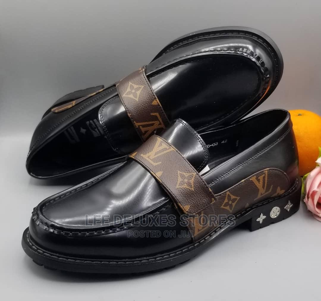 Archive: Louis Vuitton Nba Collection Loafers Now Available in Store