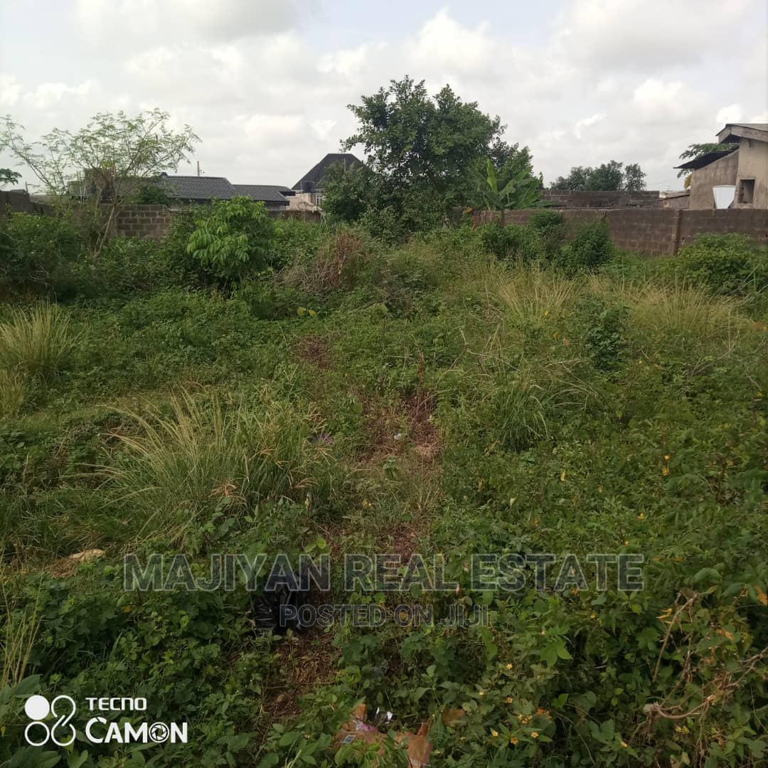 For Sale: Complete Half Plot of Land 30 by 100 at Merian
