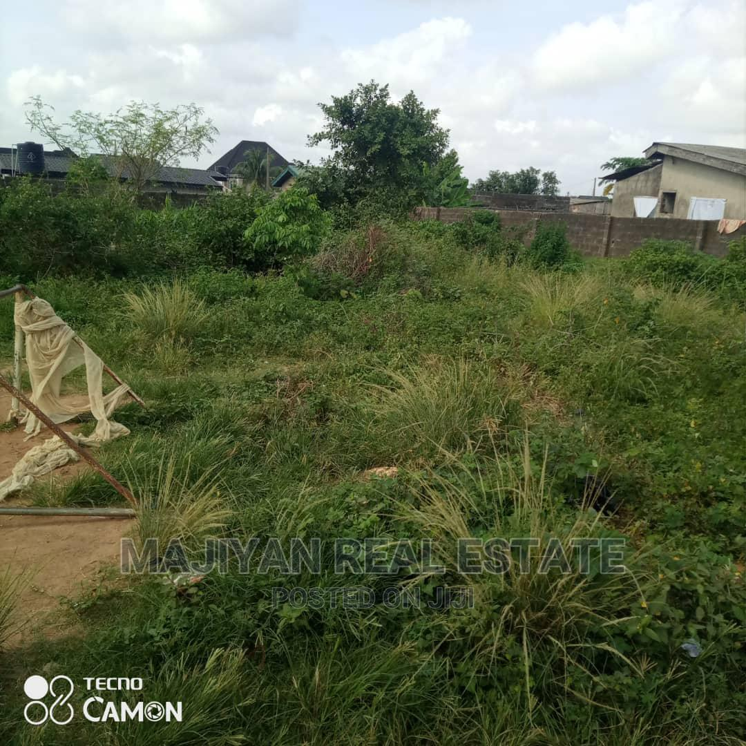 For Sale: Complete Half Plot of Land 30 by 100 at Merian   Land & Plots For Sale for sale in Ifako-Ijaiye, Lagos State, Nigeria
