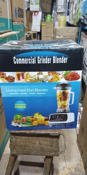 High Quakity Commercial Heavy Duty Blender | Kitchen Appliances for sale in Lagos State, Lagos Island (Eko)
