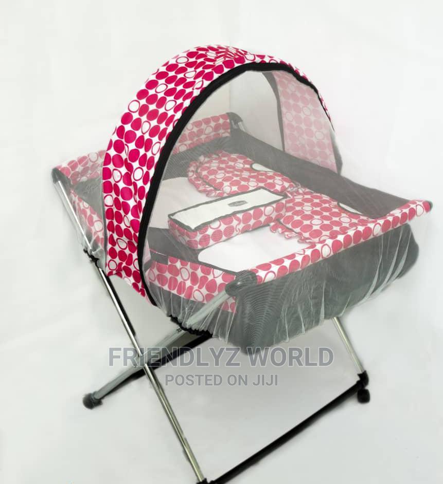 Baby Bed With Net   Children's Furniture for sale in Warri, Delta State, Nigeria