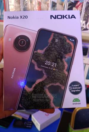 New Nokia X20 128 GB Black | Mobile Phones for sale in Abuja (FCT) State, Wuse