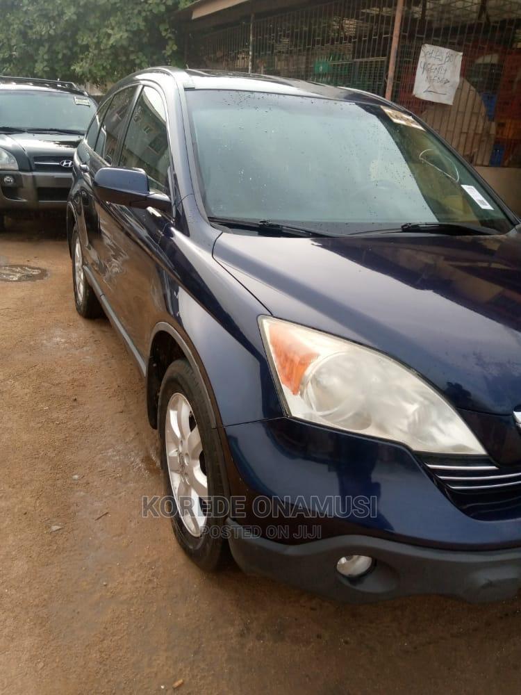 Honda CR-V 2008 Blue | Cars for sale in Ikorodu, Lagos State, Nigeria