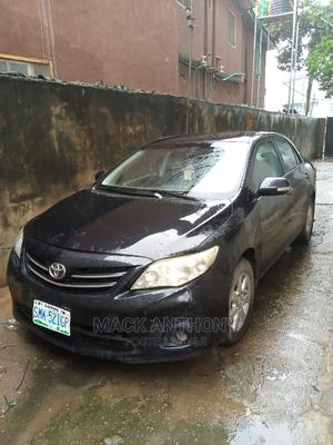 Toyota Corolla 2013 Black   Cars for sale in Lagos State, Isolo