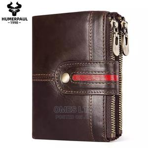 Hummer Paul Quality Leather Wallet | Bags for sale in Lagos State, Ojodu