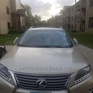 Lexus RX 2015 350 AWD Gold | Cars for sale in Lagos State, Isolo