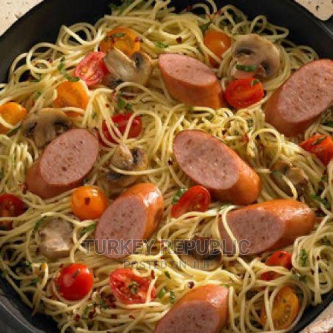 Archive: Spaghetti Stirfry With Plantain