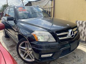 Mercedes-Benz GLK-Class 2011 350 4MATIC Black | Cars for sale in Lagos State, Alimosho