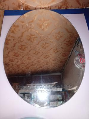 Best Quality Round Plain Mirror   Home Accessories for sale in Lagos State, Amuwo-Odofin