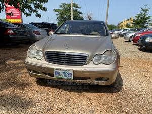 Mercedes-Benz C240 2002 Gold   Cars for sale in Abuja (FCT) State, Gwarinpa