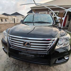 Lexus LX 2010 570 Black   Cars for sale in Lagos State, Lekki