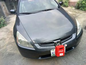Honda Accord 2004 Automatic Gray | Cars for sale in Rivers State, Obio-Akpor