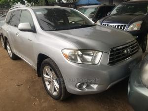 Toyota Highlander 2008 Silver | Cars for sale in Lagos State, Surulere
