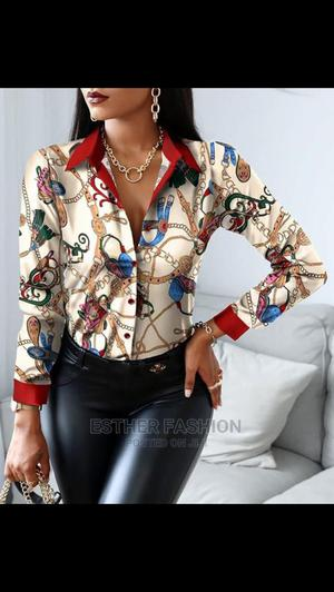 Ladies Quality Shirt Tops   Clothing for sale in Lagos State, Ikeja