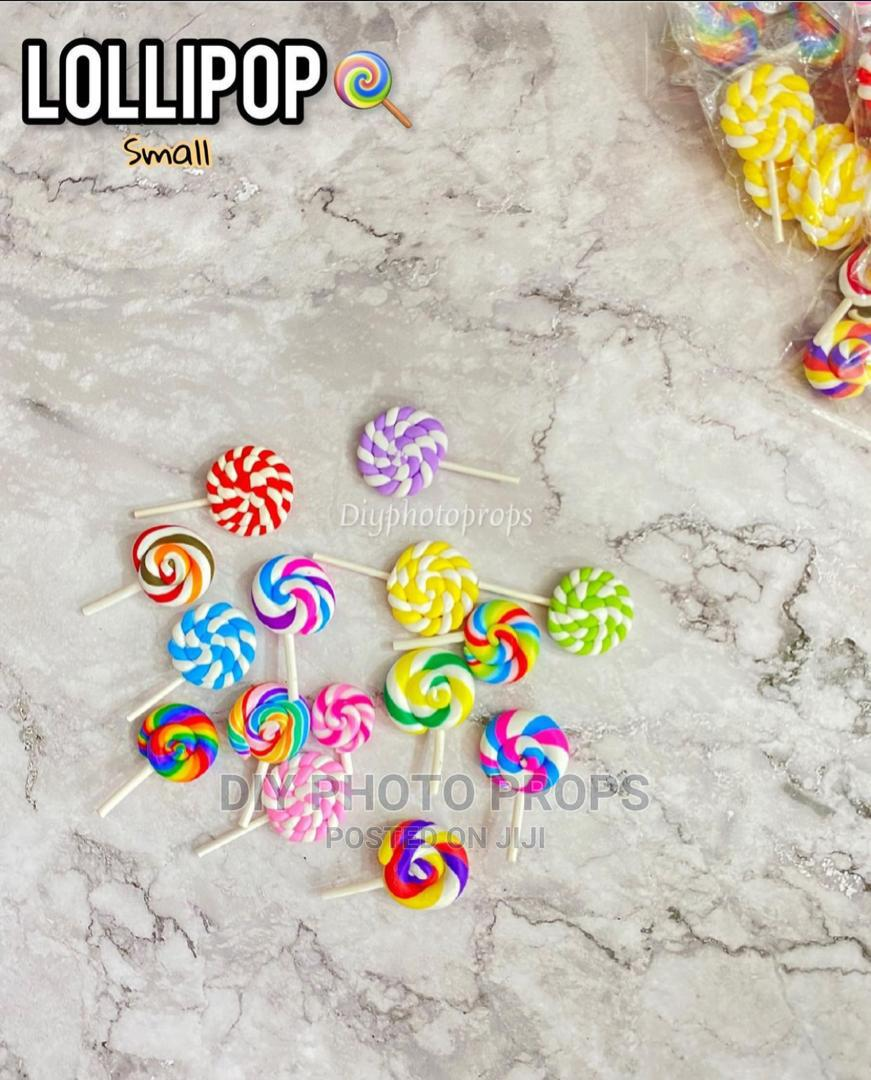 Lollipop Photo Props