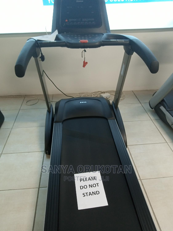 4horsepower Commercial Treadmill