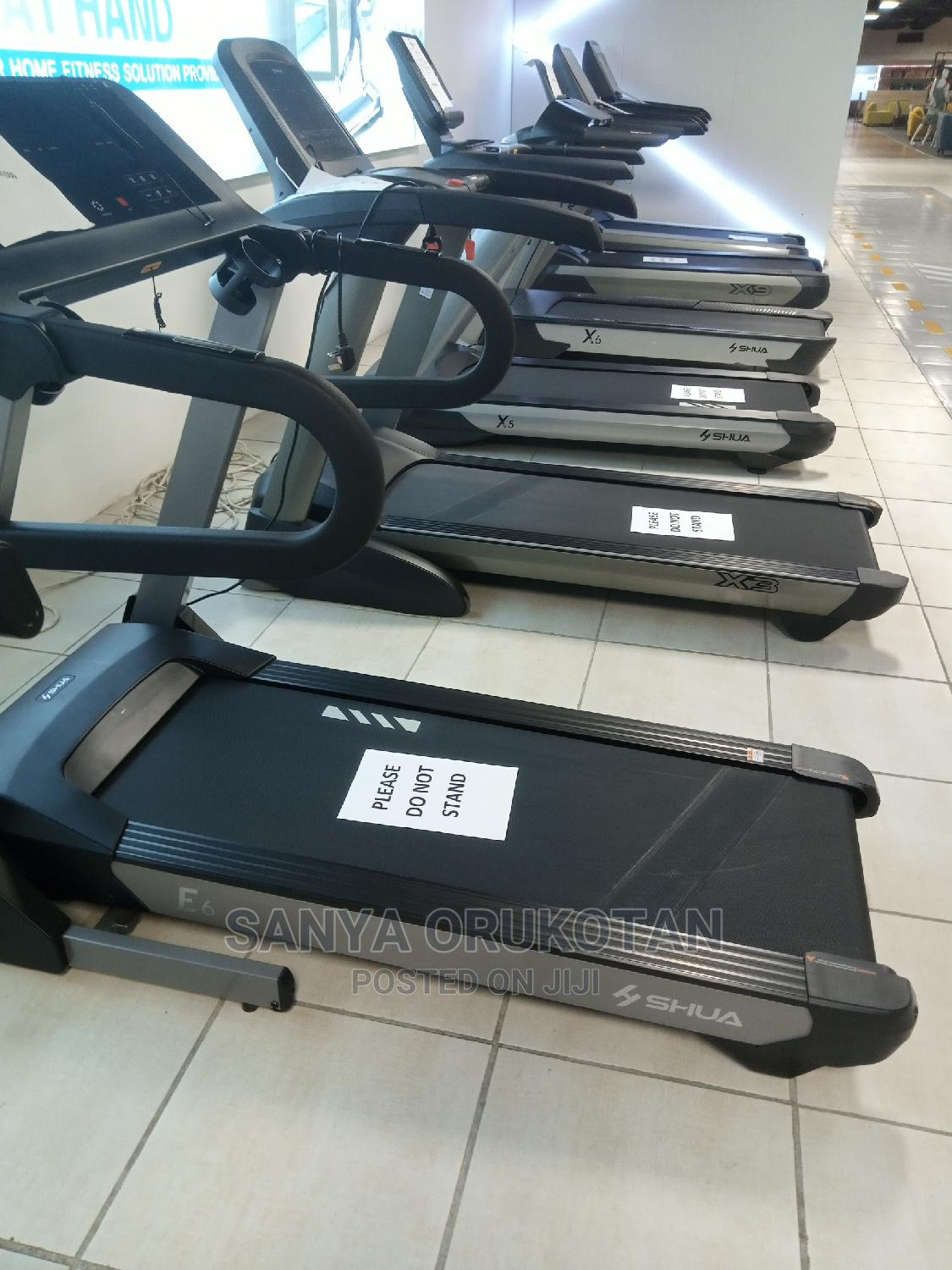 4horsepower Commercial Treadmill   Sports Equipment for sale in Ikeja, Lagos State, Nigeria