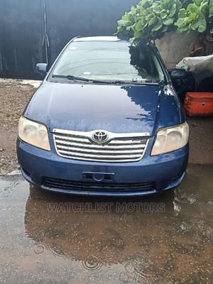 Toyota Corolla 2004 Blue   Cars for sale in Lagos State, Ikeja