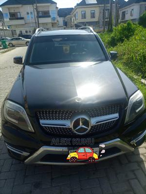 Mercedes-Benz GLK-Class 2014 350 4MATIC Black | Cars for sale in Lagos State, Ajah