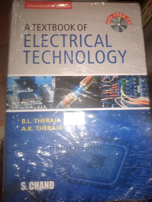 Textbook of Electrical Technology by Theraja   Books & Games for sale in Lagos State, Lekki