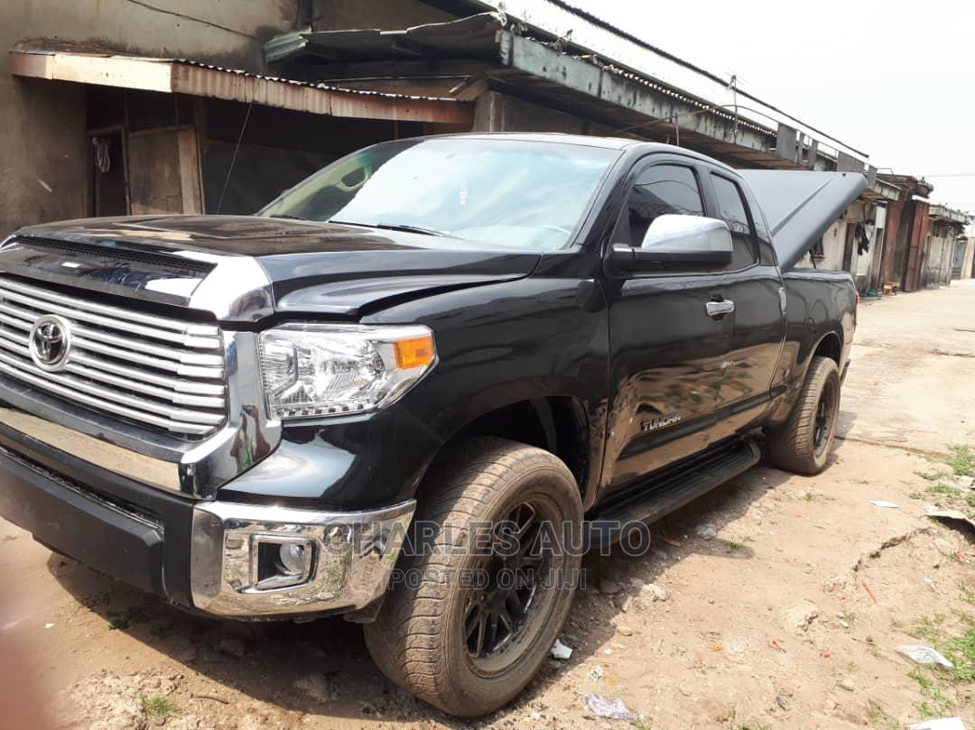 Toyota Tundra Upgrade From 2018 to 2020 | Automotive Services for sale in Surulere, Lagos State, Nigeria