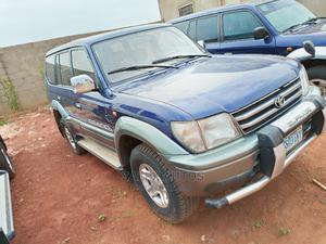 Toyota Land Cruiser Prado 2004 VX Blue | Cars for sale in Kaduna State, Kaduna / Kaduna State