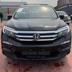 Honda Pilot 2016 Black   Cars for sale in Lagos State, Lekki