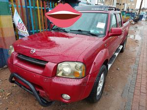 Nissan Frontier 2004 Red | Cars for sale in Lagos State, Alimosho