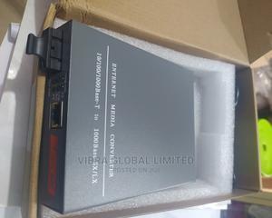 Single Mode Gigabit Media Converter   Computer Accessories  for sale in Lagos State, Ikeja