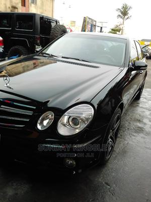 Mercedes-Benz E320 2004 Black | Cars for sale in Rivers State, Port-Harcourt