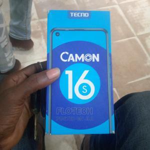 Tecno Camon 16S 128 GB Green   Mobile Phones for sale in Ekiti State, Ado Ekiti