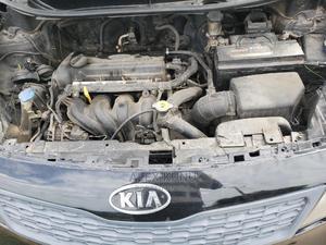 Kia Rio 2004 Sedan Black | Cars for sale in Lagos State, Ajah