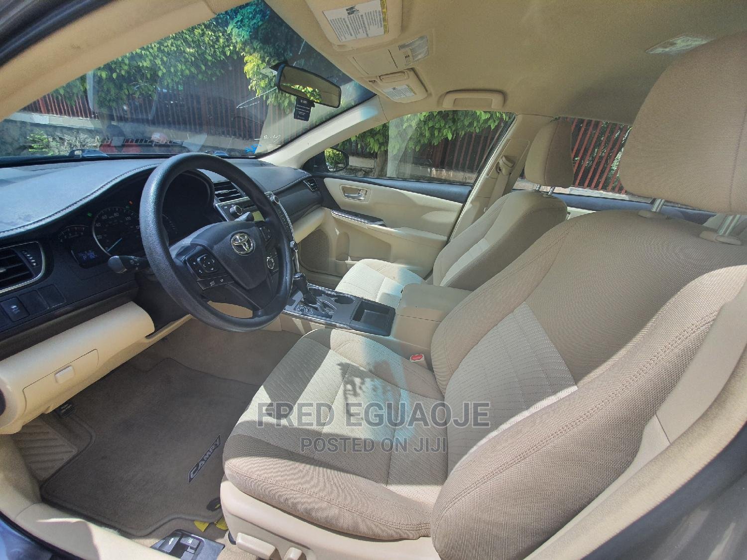 Archive: Toyota Camry 2015 Gray
