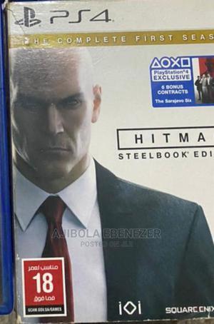 Hitman Video Game CD For PS4 Console   Video Games for sale in Ekiti State, Ado Ekiti