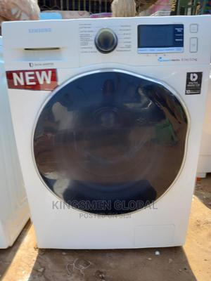 Samsung 8kg+6kg Inverter Washer and Dryer | Home Appliances for sale in Lagos State, Ikorodu