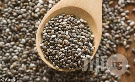 Organic Chia Seeds Herbs And Spices
