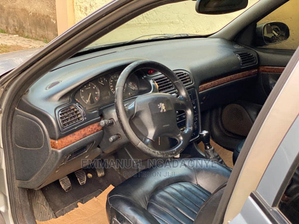 Peugeot 406 2004 Silver | Cars for sale in Central Business Dis, Abuja (FCT) State, Nigeria